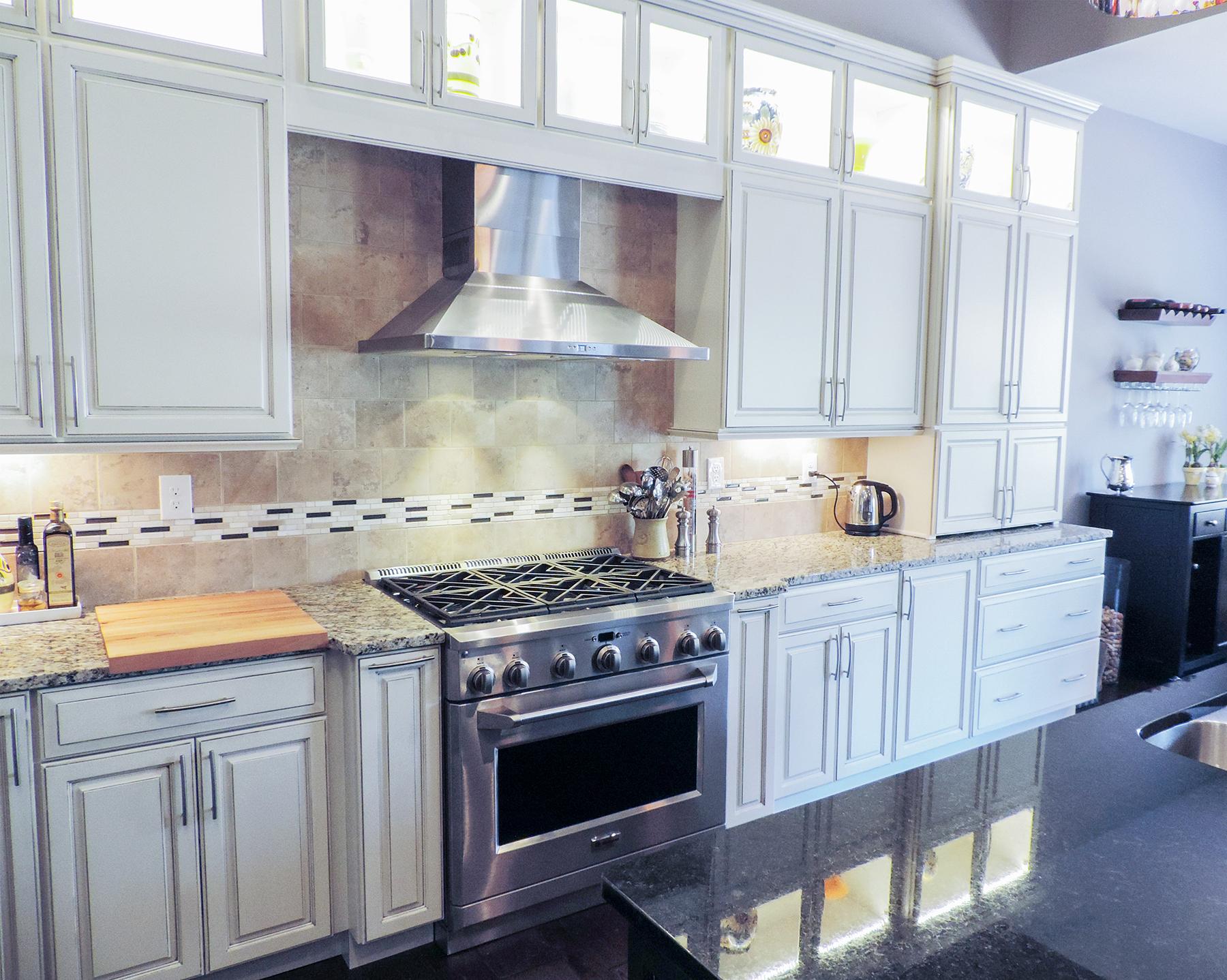 kitchen and bath design by kight kitchen interiors | evansville, in